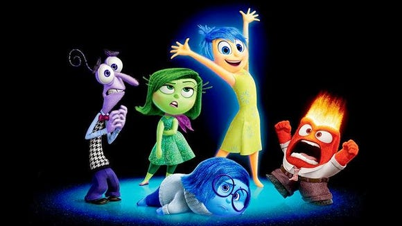 4 lessons for college students from Pixar's 'Inside Out'
