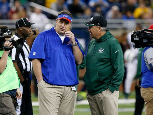 NFL: New York Jets vs Buffalo Bills