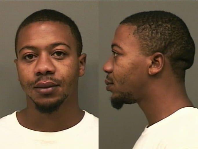 Ojawaine Marbury, 25, of Clarksville, Tn., Domestic assault; aggravated assault. 07/25/14