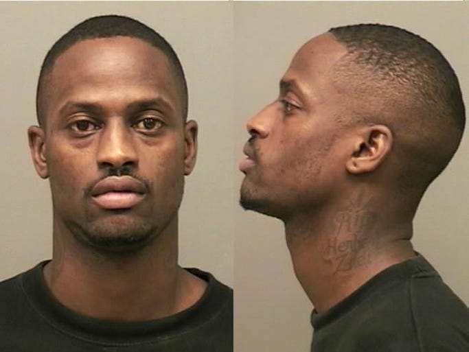 Javaris Singleton, 31, of Sumpter, Sc., Drugs - counterfeit cont. substances (purchase); 4 counts of drugs - sche. ii (mfg, sell, deliver, etc) cocaine. 08/15/14