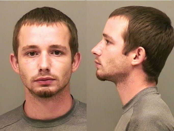 Matthew Outler, 24, of Clarksville, Tn., Aggravated assault. 08/24/14
