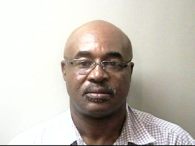 Melvin Ford, 51, was arrested on charges of grand theft ($20,000- $100,000). Each week the Tallahassee Democrat features a photo gallery of people arrested on felony charges in Leon County.