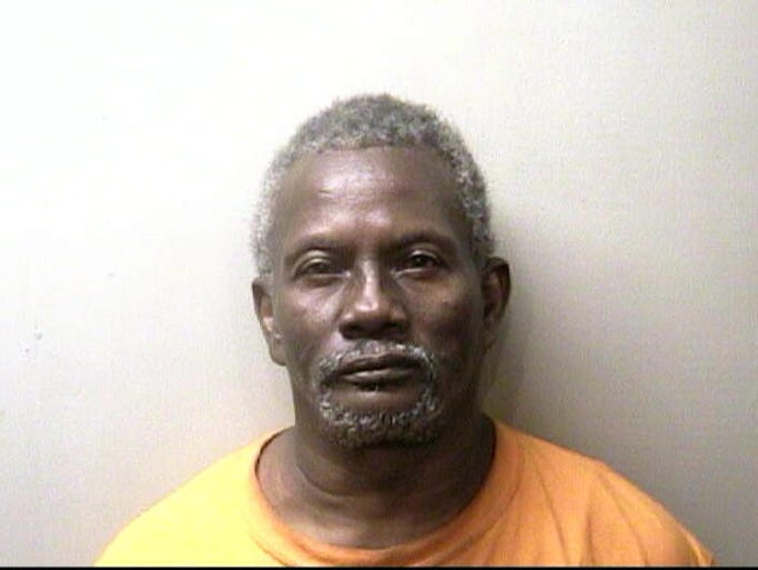 Earnest Anderson, 62, was arrested on charges of battery. Each week the Tallahassee Democrat features a photo gallery of people arrested on felony charges in Leon County.