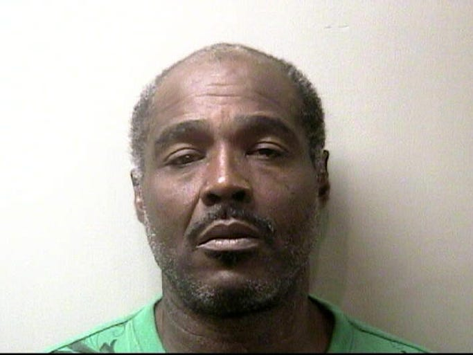 Curtis Collier, 54, was arrested on charges of contempt of court violation injunction protection domestic violence, marijuana possession of no more than 20 grams, narcotic equipment-possession of and or use, domestic battery by strangulation. Each week the Tallahassee Democrat features a photo gallery of people arrested on felony charges in Leon County.