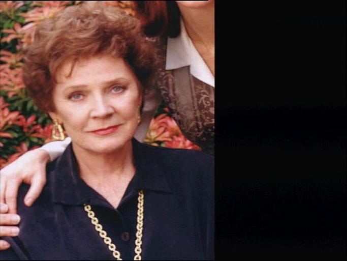 """Emmy-winning actress and singer Polly Bergen, who played the terrorized wife in the original """"Cape Fear"""" and the first woman president in """"Kisses for My President,"""" has died. She was 84. A brunette beauty with a warm, sultry singing voice, Bergen made albums, played leading roles in films, stage musicals and TV dramas. She also hosted her own variety series, was a popular game show panelist, and founded a thriving beauty products company. More recently, she played Felicity Huffman's mother on """"Desperate Housewives"""" and the past mistress of Tony Soprano's late father on """"The Sopranos."""""""