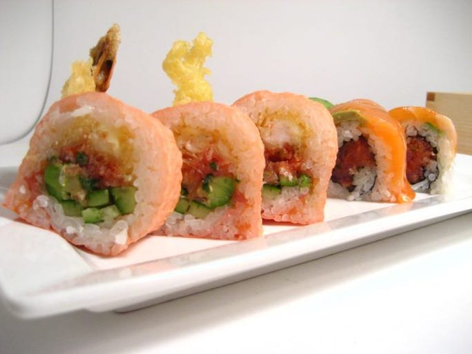 Top Sushi Restaurants In Phoenix