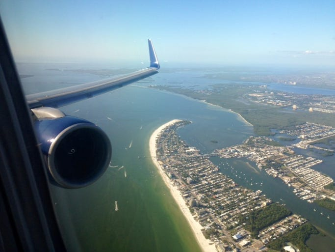 Your Take Airplane Photos From Readers