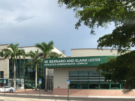 The Alico Arena expansion at Florida Gulf Coast University will be named in honor of longtime FGCU supporters W. Bernard  Lester and his wife, Elaine.