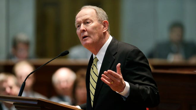 Sen. Lamar Alexander, R-Tenn., is vice chairman of the congressional committee that stages inauguration ceremonies.