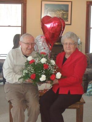 65th Anniversary: Eldon & Carol Waler