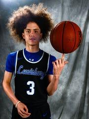K.J. Johnson, Marshall County basketball