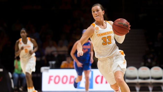 Former Tennessee guard Alexa Middleton is transferring to Iowa State after leaving the Lady Vols in April.