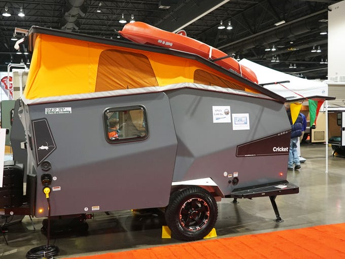Whats Hot For 2017 RVs Small Lightweight And Affordable