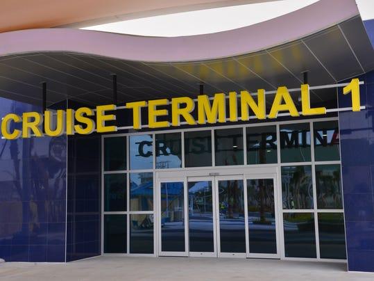 Cruise Terminal 1