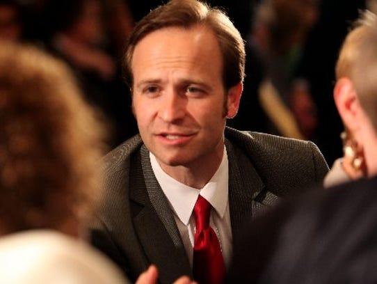 Lt. Gov. Brian Calley