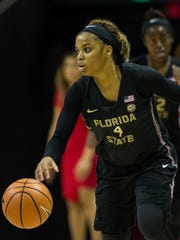 FSU point guard AJ Alix has experienced noteworthy