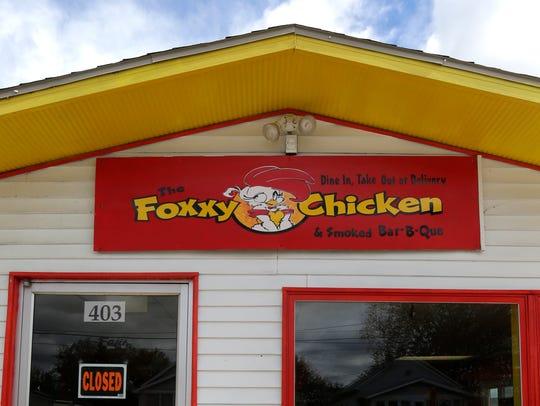 The Foxxy Chicken & Smoked Bar-B-Que in Menasha features