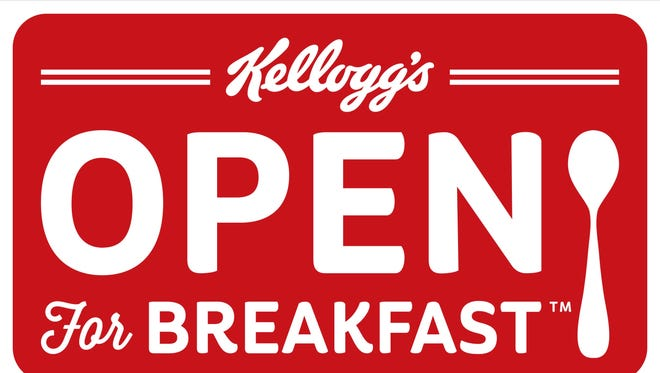Kellogg is Open For Breakfast