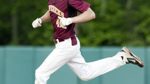 Logan Sowers leads the area with five home runs.