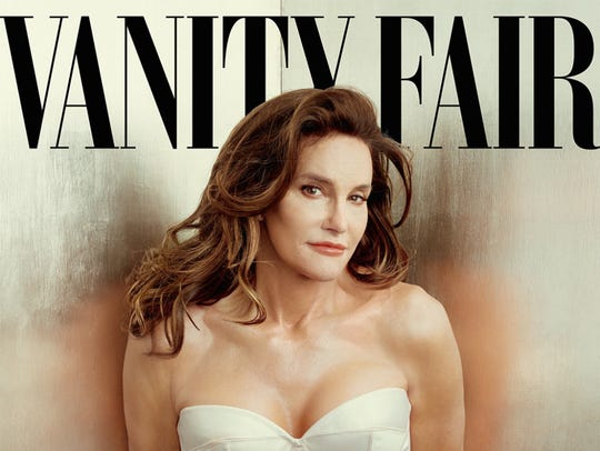"Caitlyn Jenner made her public debut on the ""Call me"
