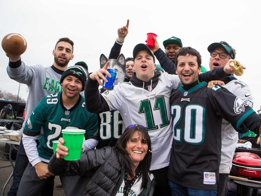 Sports: NFC Fans