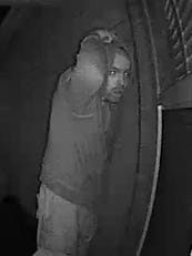 Fishers police hope home security images will help them catch this man who has been peeping into a home in the 14000 block of Meadow Lake Drive, Wednesday, Aug. 9, 2017.