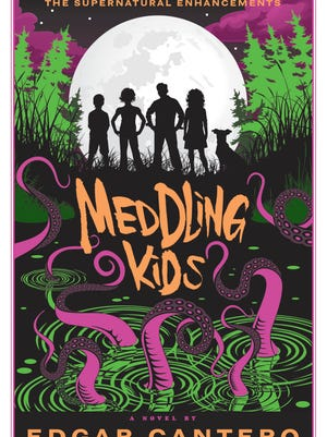 'Meddling Kids' by Edgar Cantero