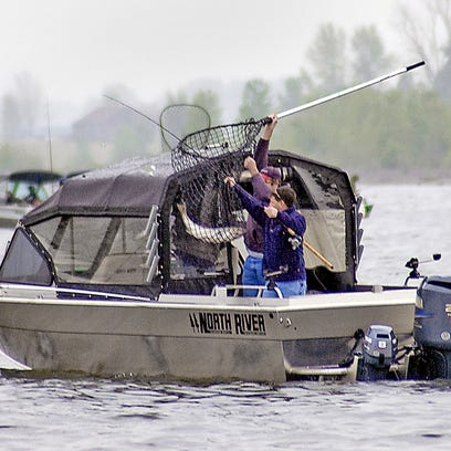 Officials in Oregon and Washington set the fishing