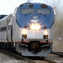 An adult can bring two kids ages 2-12 along for free on Fridays, Saturdays and Sundays aboard the Amtrak Hiawatha Service trains from now through the end of August.