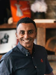 Chef Marcus Samuelsson is opening a new restaurant in Newark