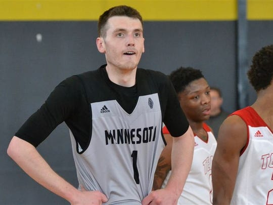 Matthew Hurt is a top-10 recruit from Minnesota being pursued by Memphis because of his prior relationship with Mike Miller.
