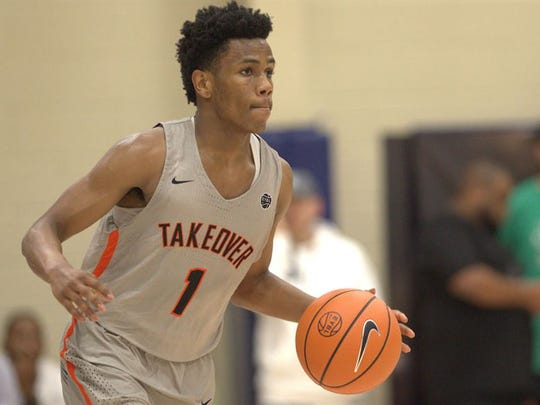 Jeremy Roach of Paul VI is being recruited by Kentucky and Villanova.