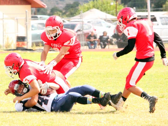 Cobre's defense has been smoothering as of late. The Indains are going to have to have strong play Friday night when they face Socorro on the road.