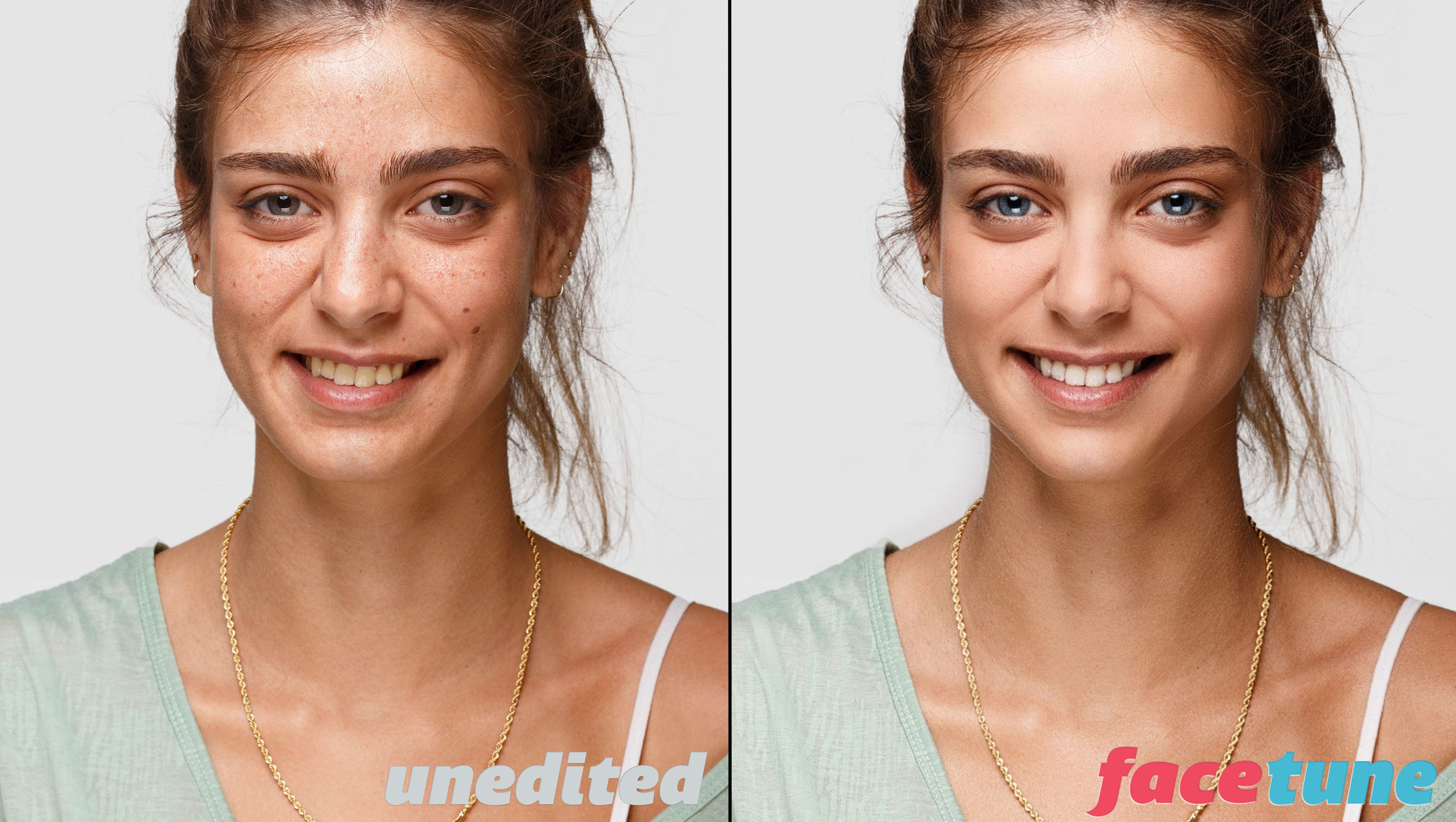 Facetune App Solves Need For Facial Retouching