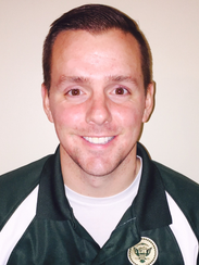 Franklin D. Roosevelt cross country coach Brian Halling