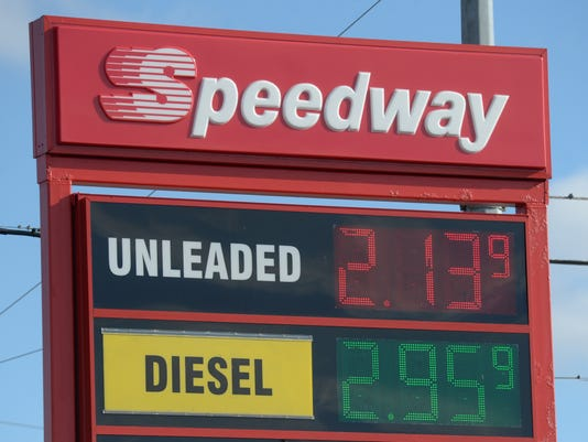 Speedway Gas Prices Near Me >> Local Gas Prices Stay Above 2 Per Gallon