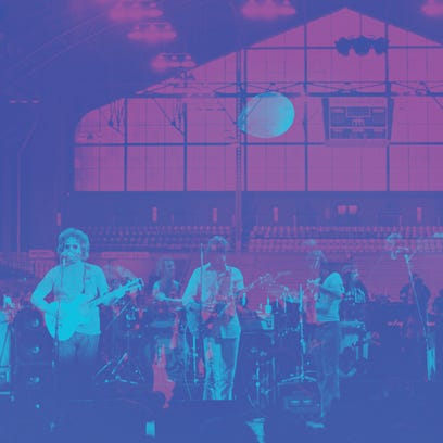The Grateful Dead's concert at Cornell's Barton Hall