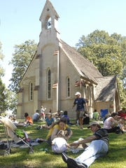 A Day in the Country is Saturday at Chapel of the Cross.