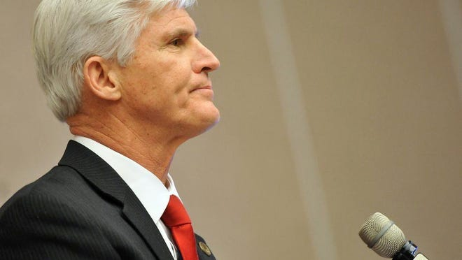 Dave Agema, a Republican National Committeeman from Michigan, has been censured by his own party.