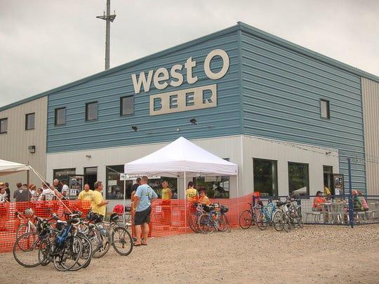West O Beer Microbrewery