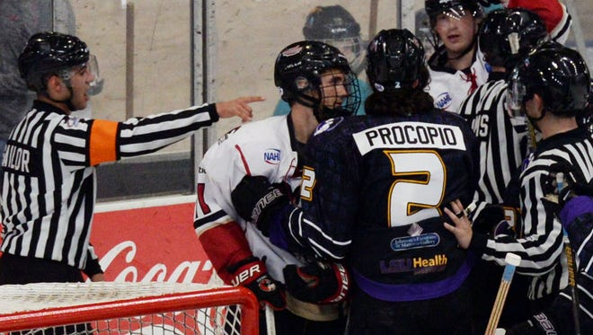 The Shreveport Mudbugs and Corpus Christi IceRays begin a best-of-5 playoff series Friday evening at George's Pond at Hirsch Coliseum and The Times has tickets to give away.