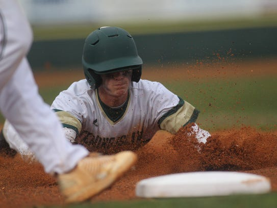 Chiles fell 7-3 to Fleming Island on Tuesday night
