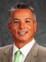 Thomas Wesie, new director of finance at Hotel Paso Del Norte.
