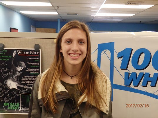 Kaitlin Ryan, Bronxville track and field, Con Edison Athlete of the Week