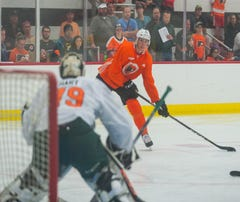 Here are the details of Flyers development camp