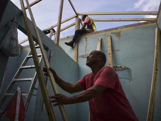 Hurricane Failed Help