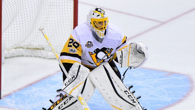 Are Marc-Andre Fleury's days with the Pittsburgh Penguins numbered?