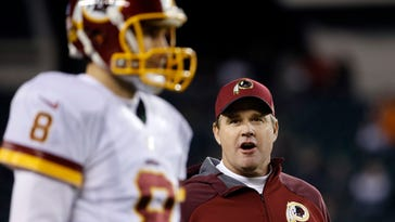 Redskins' Gruden can't wait to face former team in Bengals