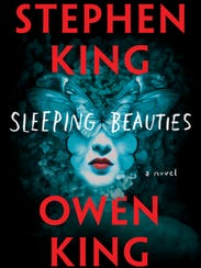 The cover to Stephen King and Owen King's upcoming