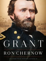 """Grant"" by Ron Chernow  Penguin Press"